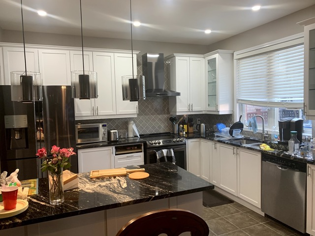Kitch renovation and construction in Toronto done by TMDC group
