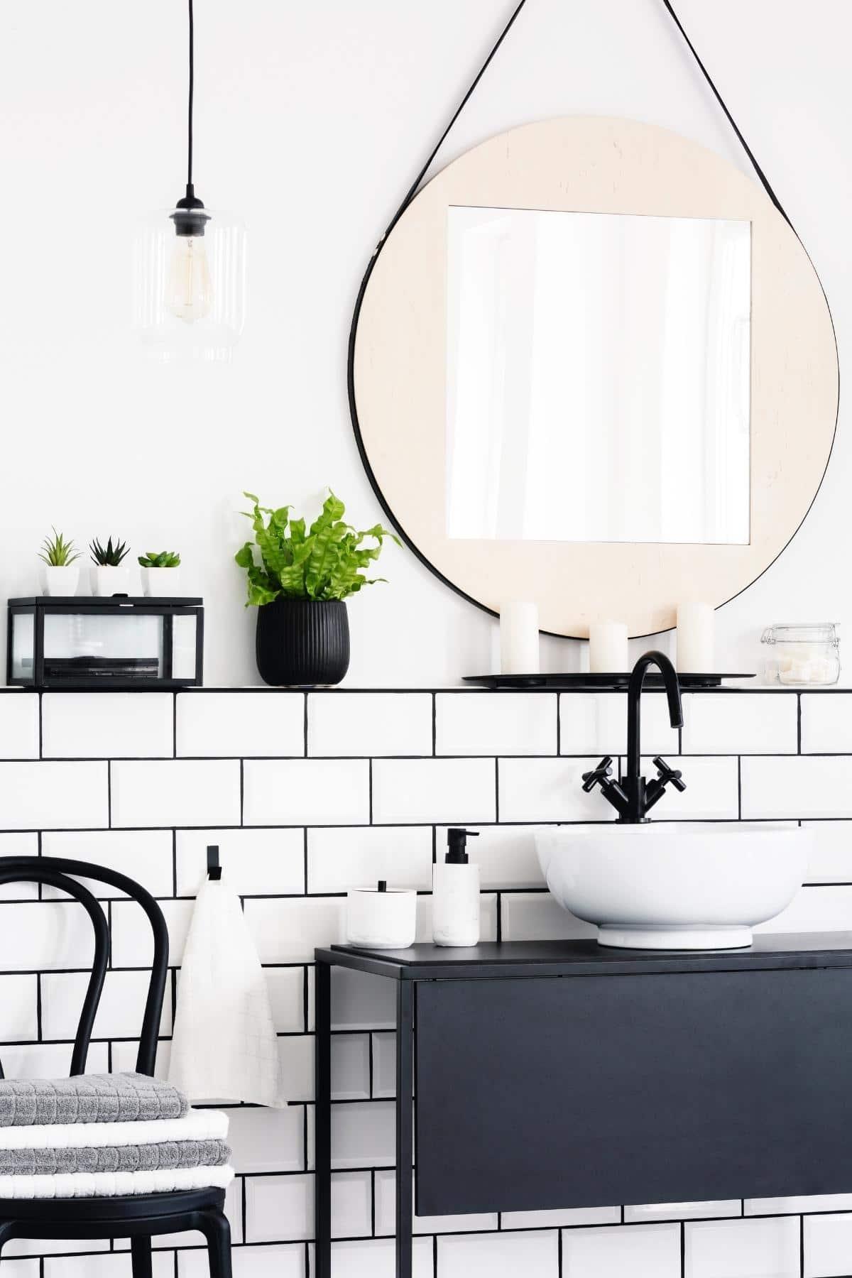 Bathroom-Reno-Marble tiles